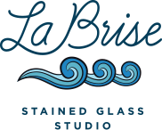 La Brise Stained Glass Studios Logo